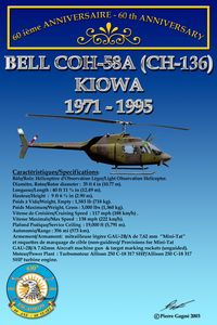 Card 60th 430 ETAH - CH-136 Kiowa
