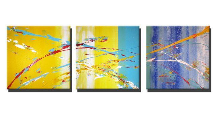 Spring - Peter Abstract Modern Art