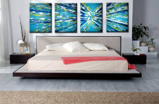Sea Breeze - Peter Abstract Modern Art