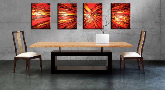 Modern Art 788 - Peter Abstract Modern Art