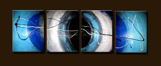 Infinity - Peter Abstract Modern Art