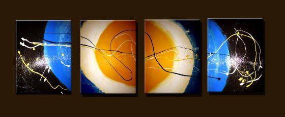Infinity # 2 - Peter Abstract Modern Art
