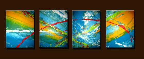 Tropic Sea - Peter Abstract Modern Art