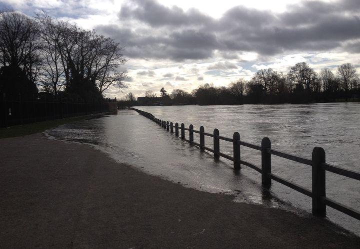 Flood - Vicky Kent
