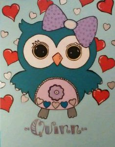 'The Little Owl Quinn'