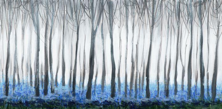 forest -  Ferrum.artist.ka