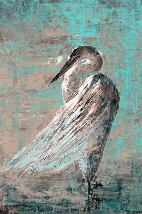 heron -  Ferrum.artist.ka
