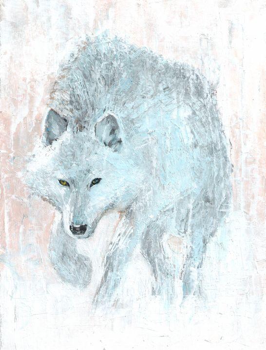 wolf -  Ferrum.artist.ka