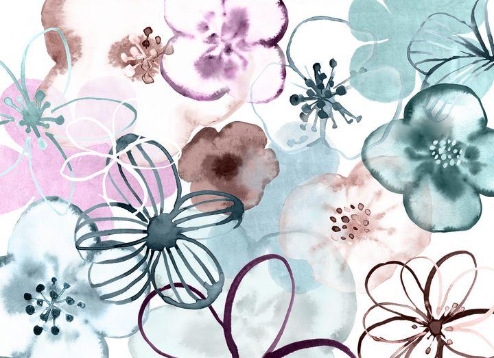 flowers -  Ferrum.artist.ka