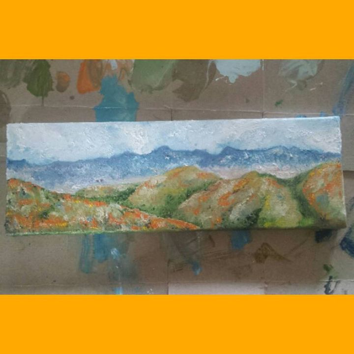 Landscape No. 1 - By Miranda Zerbe