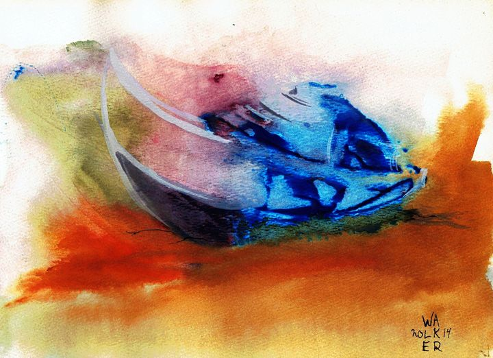 BoatBoat - Borax's Watercolours and Drawings