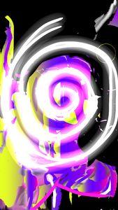 Cosmos vortex