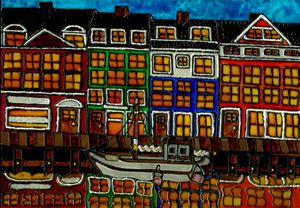 The Colourful Harbour
