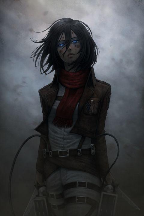 Mikasa Color - Jacob Noble