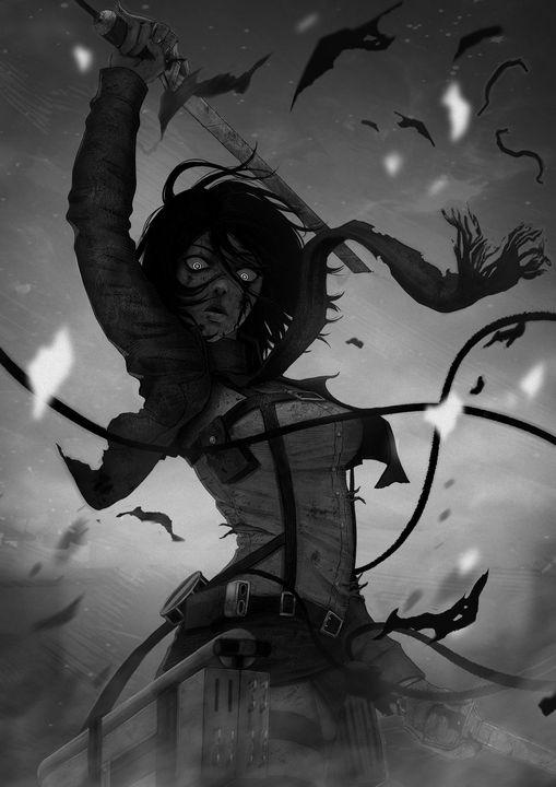 Mikasa - Jacob Noble