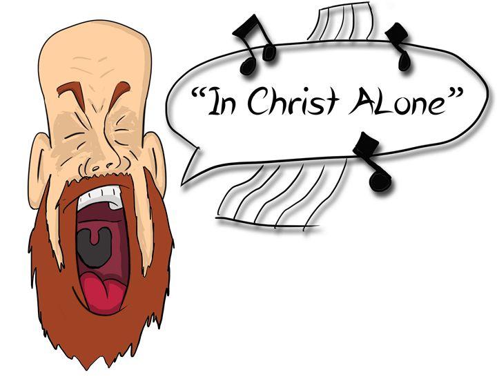 In Christ Alone - Shuler Gallery
