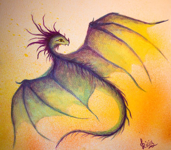 Little Dragon - Lilia D