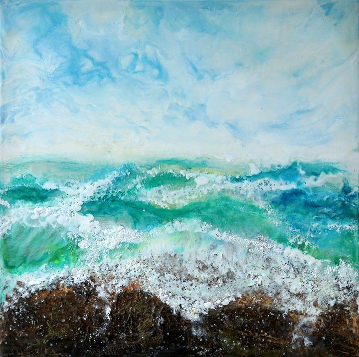 Rough surf - Lilia D
