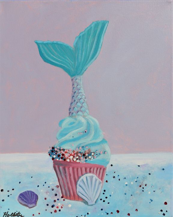 Mermaids and Cupcakes - A Splash of Color