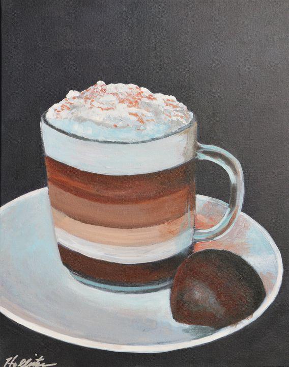Espresso - A Splash of Color
