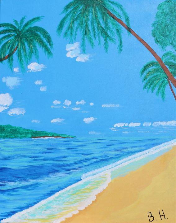 Tropical Dreams - A Splash of Color