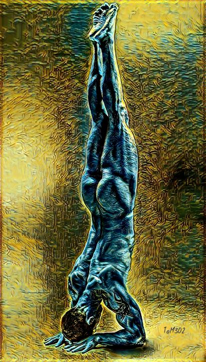Yellow - Male Art ToM302