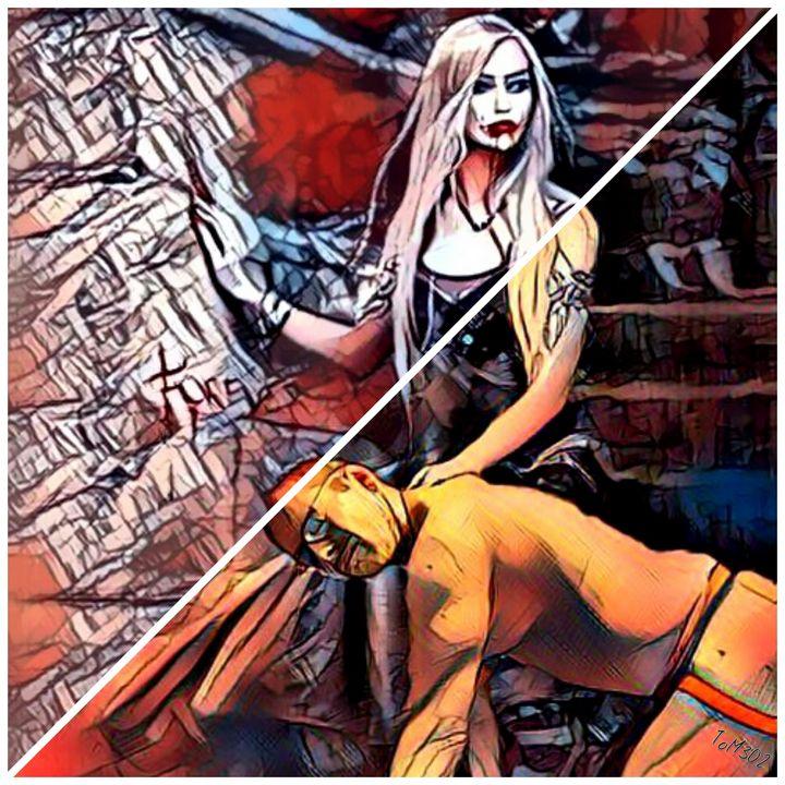 LadyBlood - Male Art ToM302