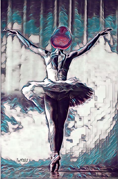 Ballerina - Male Art ToM302