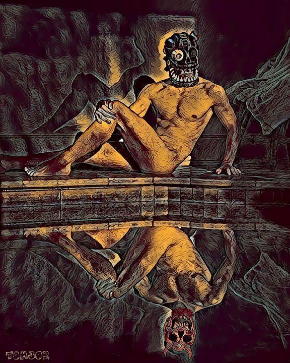 DownUnder - Male Art ToM302