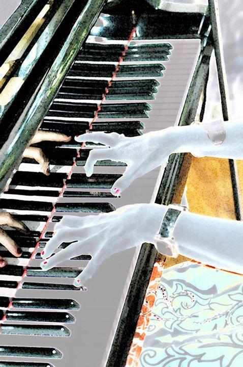 Piano hands - bancroft