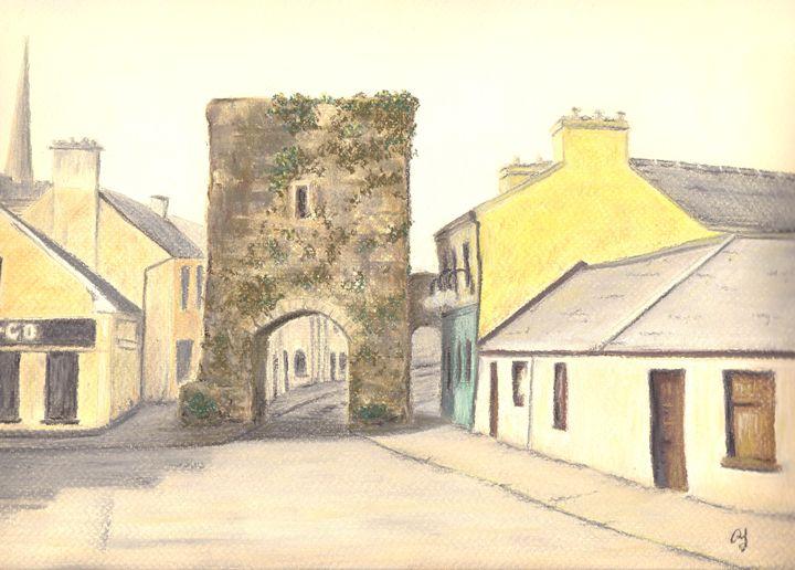 North Gate Athenry - Anne Ingelbach