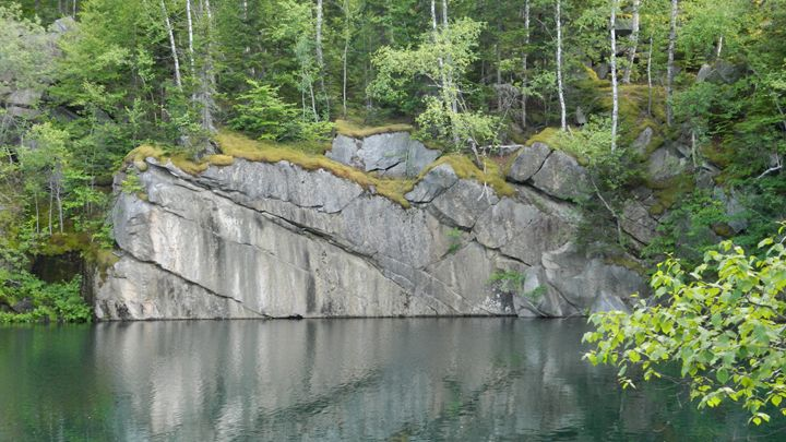 Vermont beauty in the Quarries - Rachel's Photos & Drawings