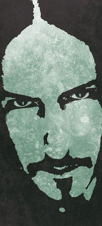 Trent Reznor Grunge - Tasher