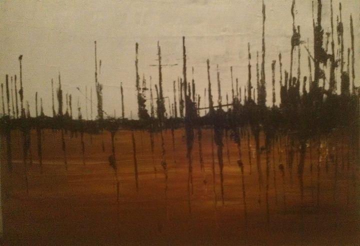 dreary day - Darcy Schuetz
