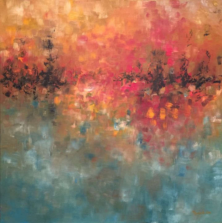 Rough Waters - Nathan Novack Art