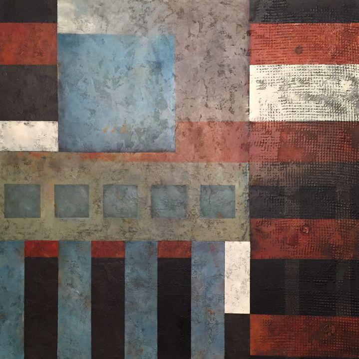 Flagged Down - Nathan Novack Art