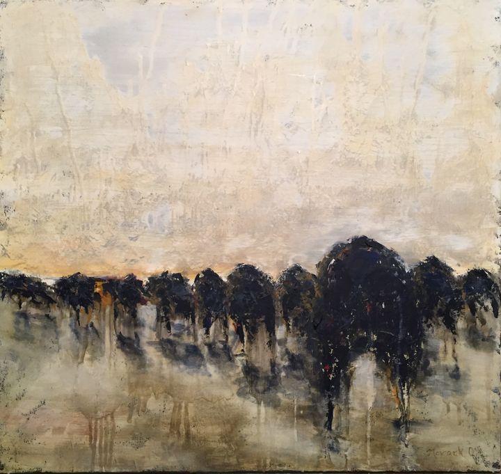 The Herd - Nathan Novack Art