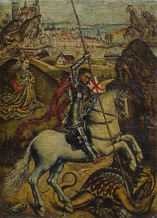 Saint George and The Dragon (1981) - Ramesh