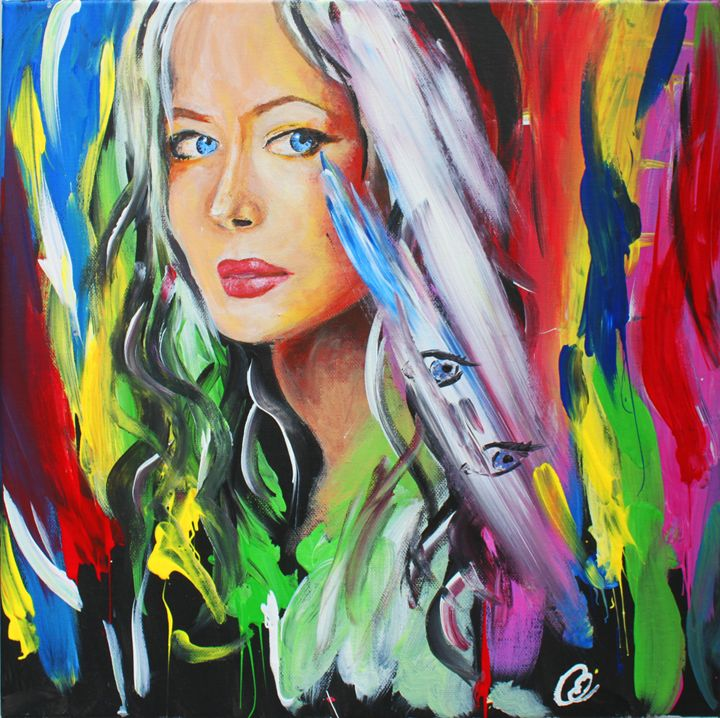 psychonaut woman - LiviTravelle