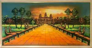 Angkorwat Khmer