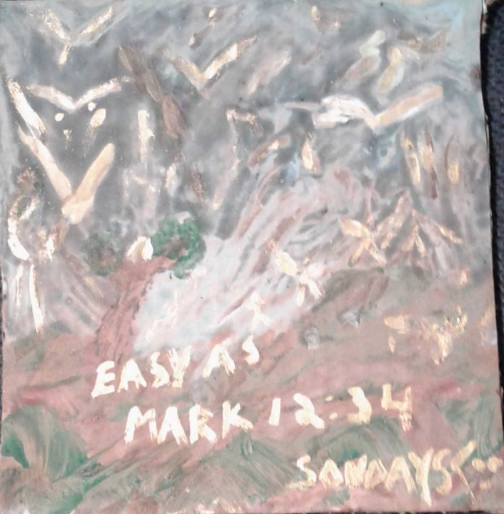 Mark 12:34 - Sondayscoo