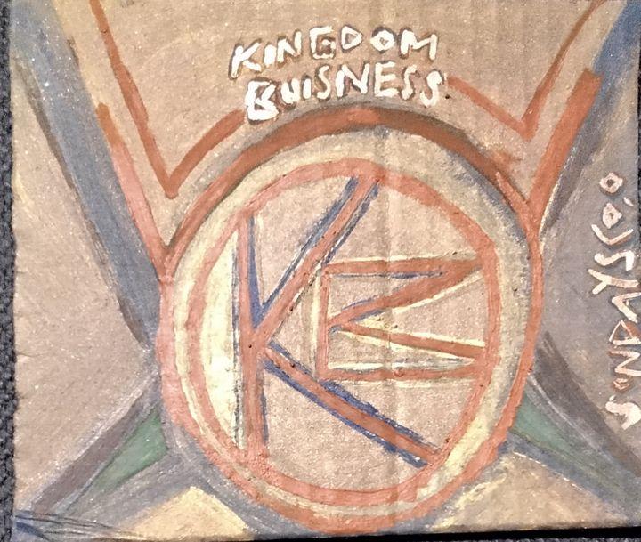 Kingdom Business - Sondayscoo