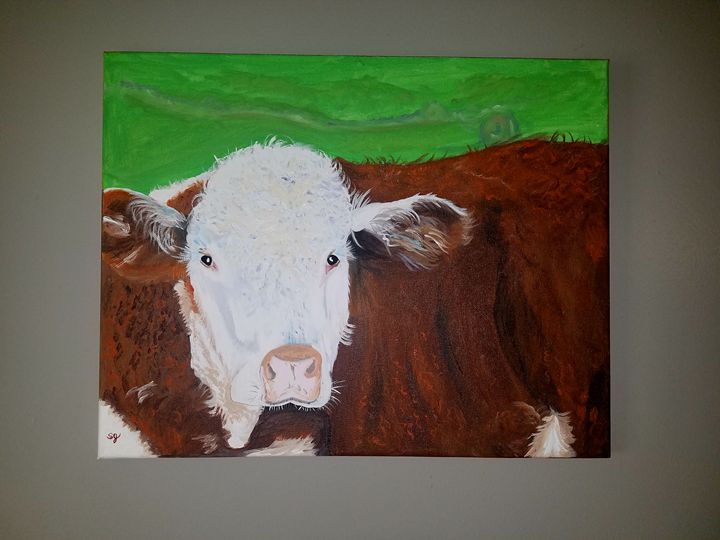 Hereford  16x20 -  Owensgma3