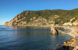 Summer Day in Monterosso