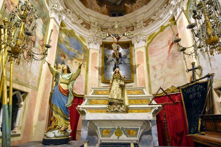 Church of San Giovanni Battista - Photography by Lourdestm