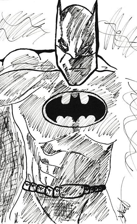 Gritty Bat - EccentArt