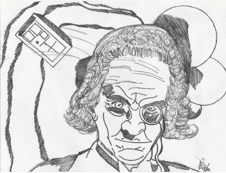 The Doctor - EccentArt