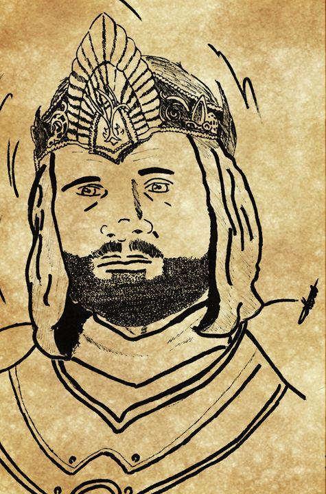 Aragorn - EccentArt
