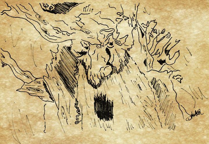 Treebeard - EccentArt