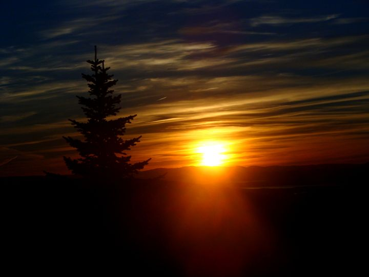 Sunset @ Acadia National Park - Priyanka